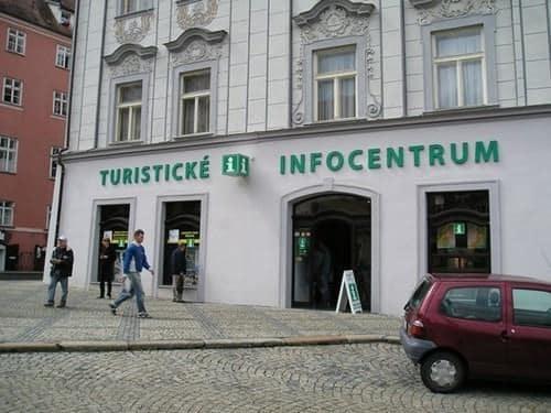 Turistické infocentrum
