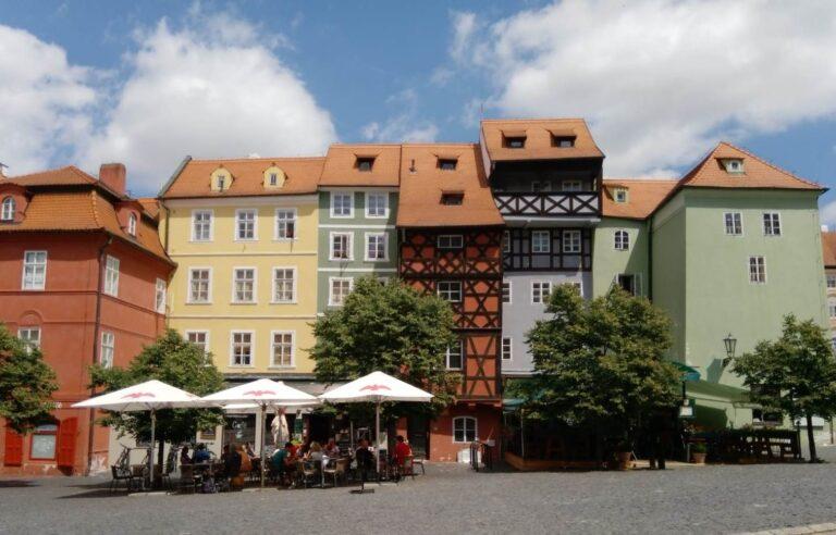 Špalíček - uskupení jedenácti původně gotických domů