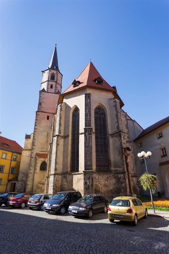 Frantiknsk-kostel