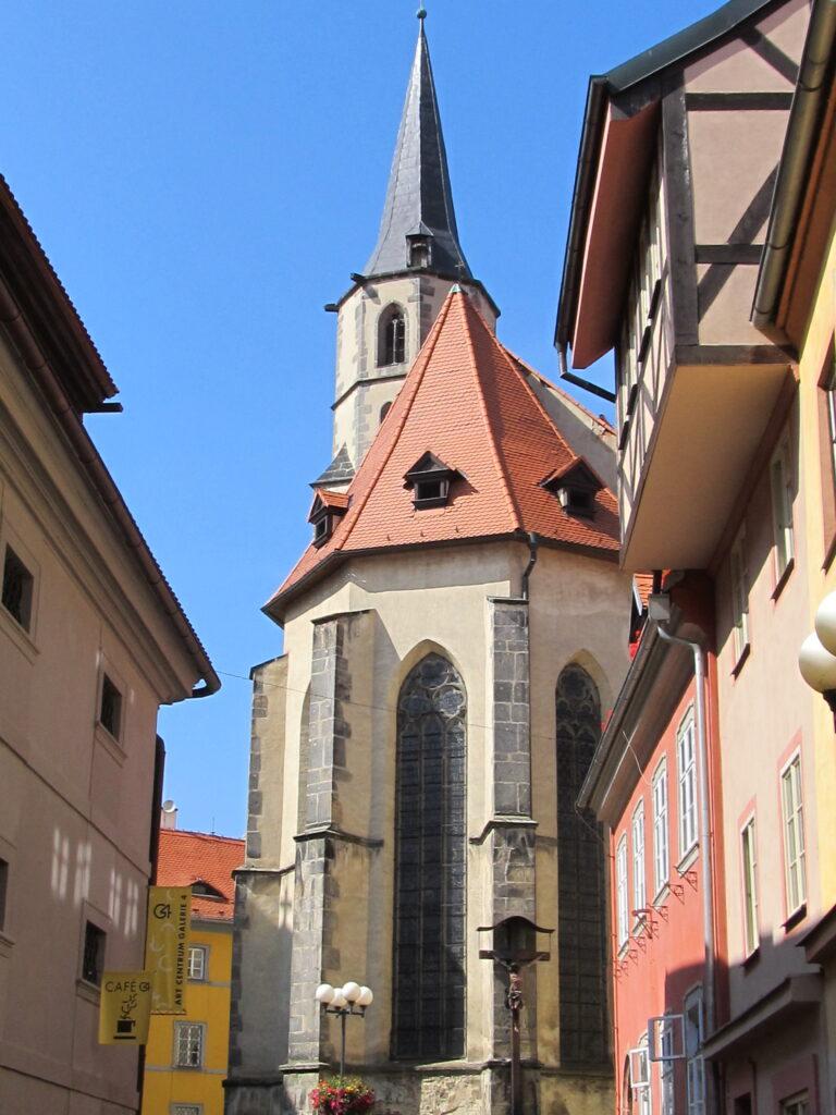 Františkánský kostel (2)